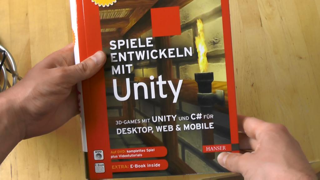 Unity-Buch