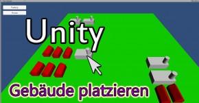 Objekte in Unity platzieren