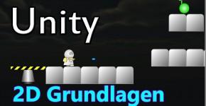 Unity 2D Grundlagen