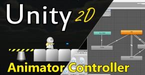 Unity 2D Animator Controller