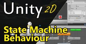 Unity3D - State Machine Behaviour