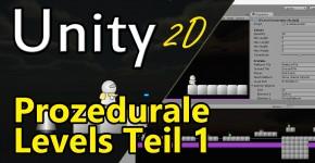 Unity 2D - Prozedurale Levelgenerierung Teil 1