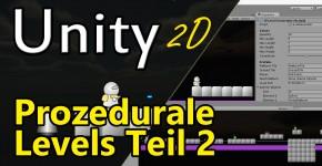 Unity 2D - Prozedurale Levelgenerierung Teil 2