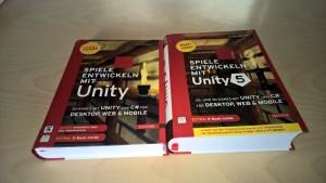 Buchvergleich - Erste und zweite Auflage