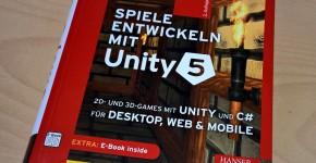 Unity5 Buch